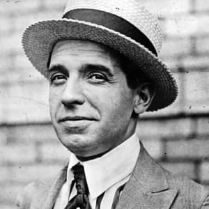 Episode 37:  (The Indecorous History of Charles Ponzi)