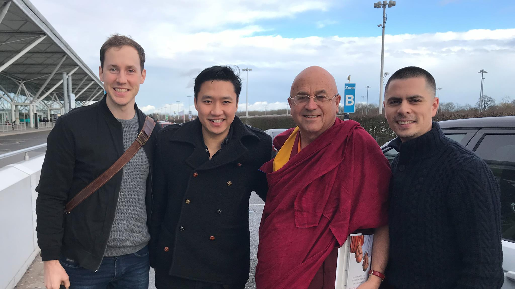 Podcast 63: Carpool podcast with Matthieu Ricard