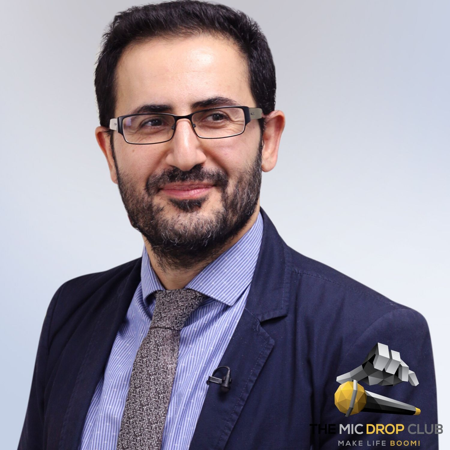 Dr Cyrus Abbasian - The Socio-Economic Impacts of The Coronavirus Pandemic, Healthcare Staff Wellbeing and More #42