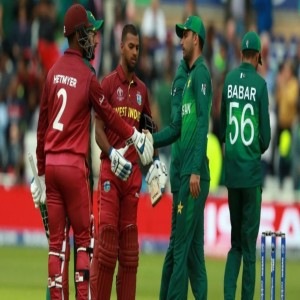 The battle of the People's Champions - West Indies vs Pakistan tour preview