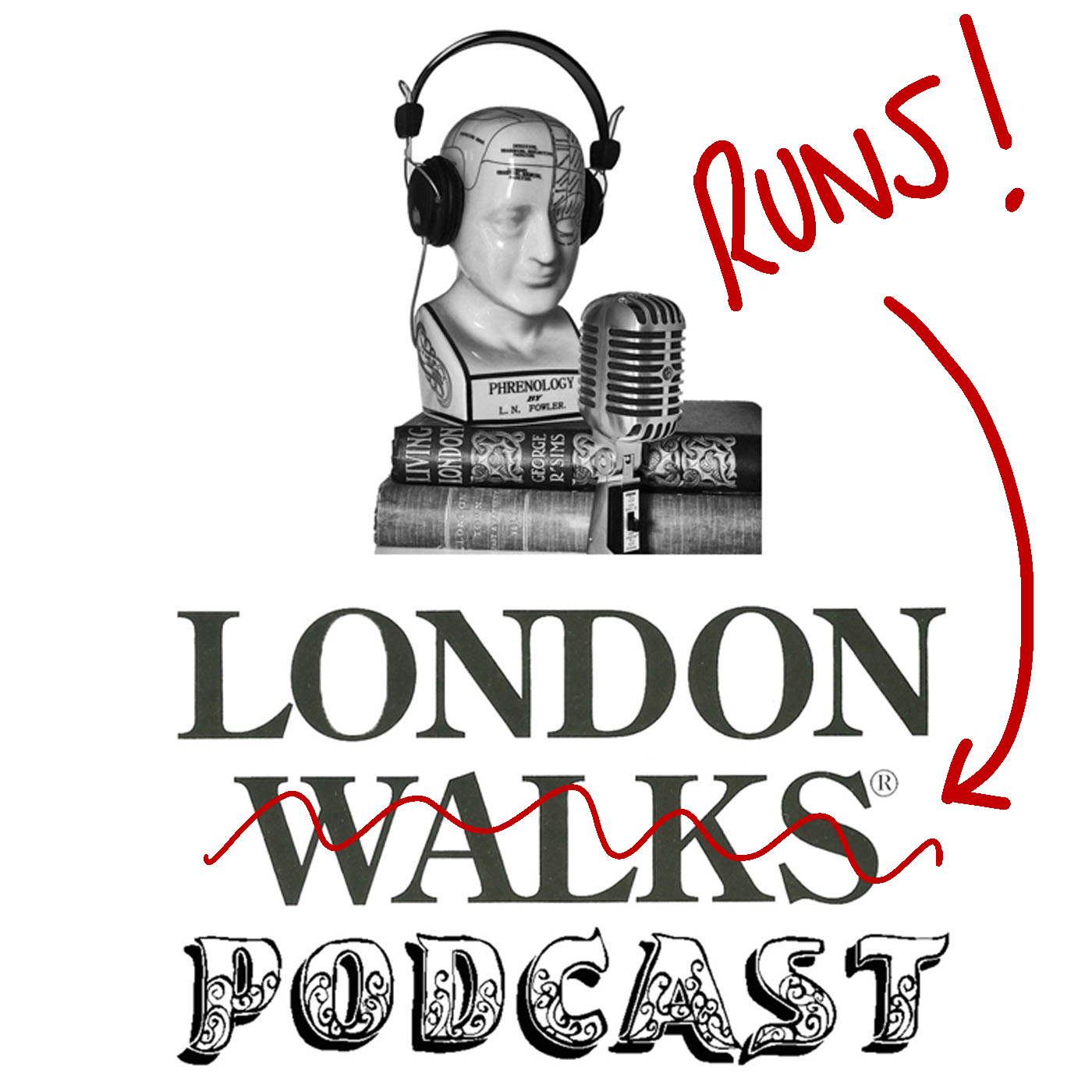 The London Walks Podcast No.32 – Crime & Punishment PART ONE