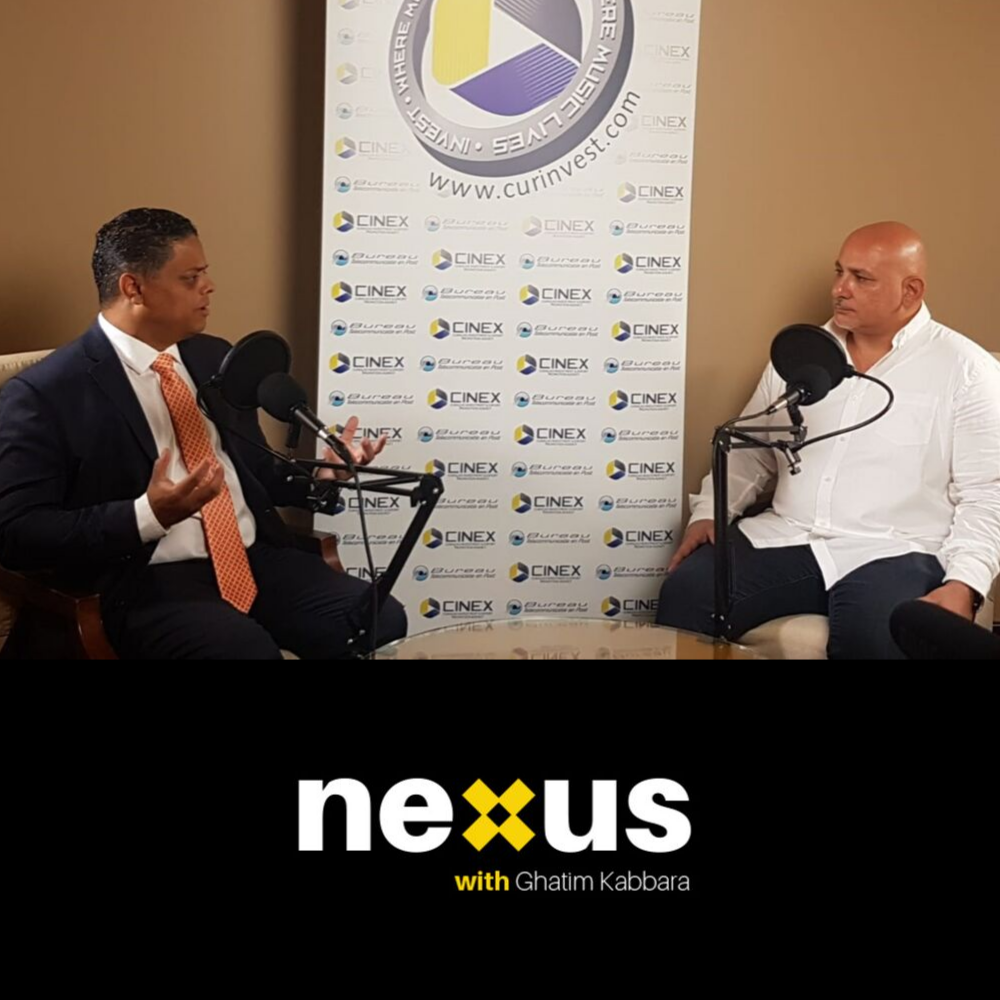 E1: Prime Minister of Curaçao, Mr. Eugene Rhuggenaath talks about how to stimulate the economy