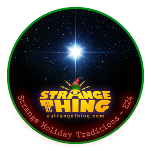 A Strange Thing For The Holidays