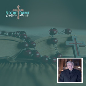 9/1/19 Fr Ed's sabbatical and vision for new ministry year.