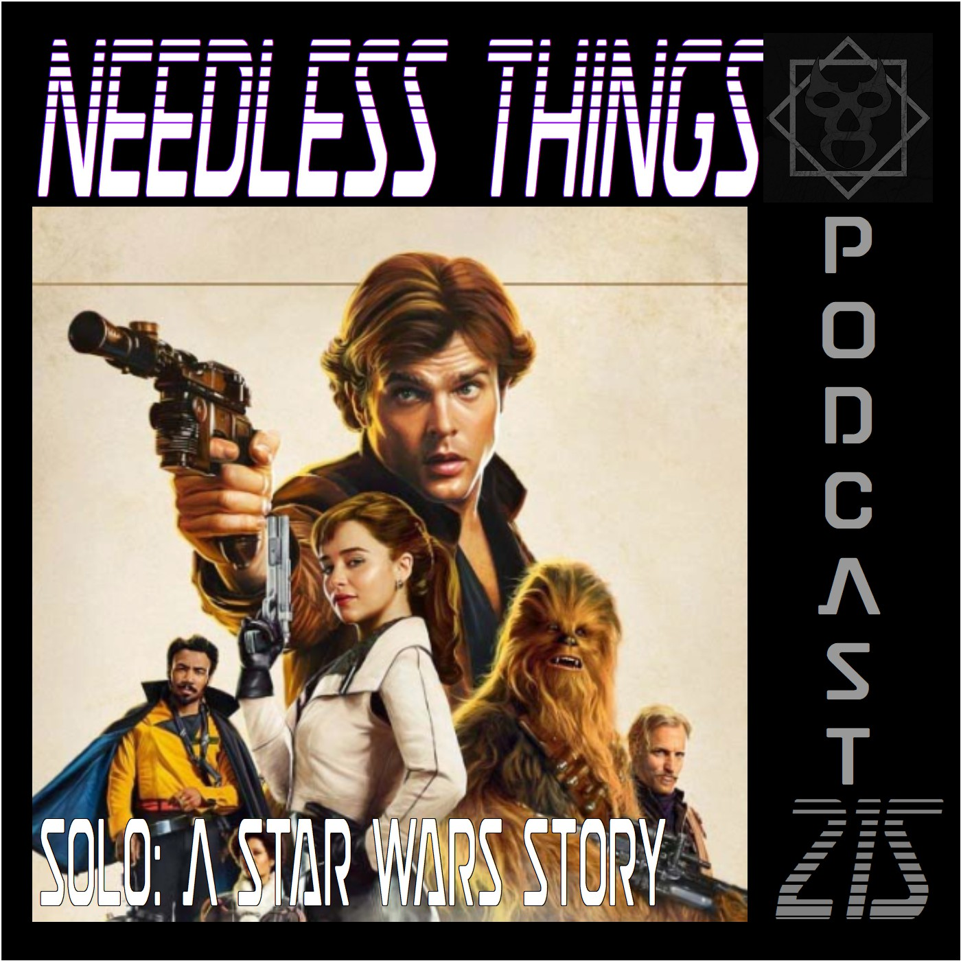 Needless Things Podcast 215 – Solo: A Star Wars Story