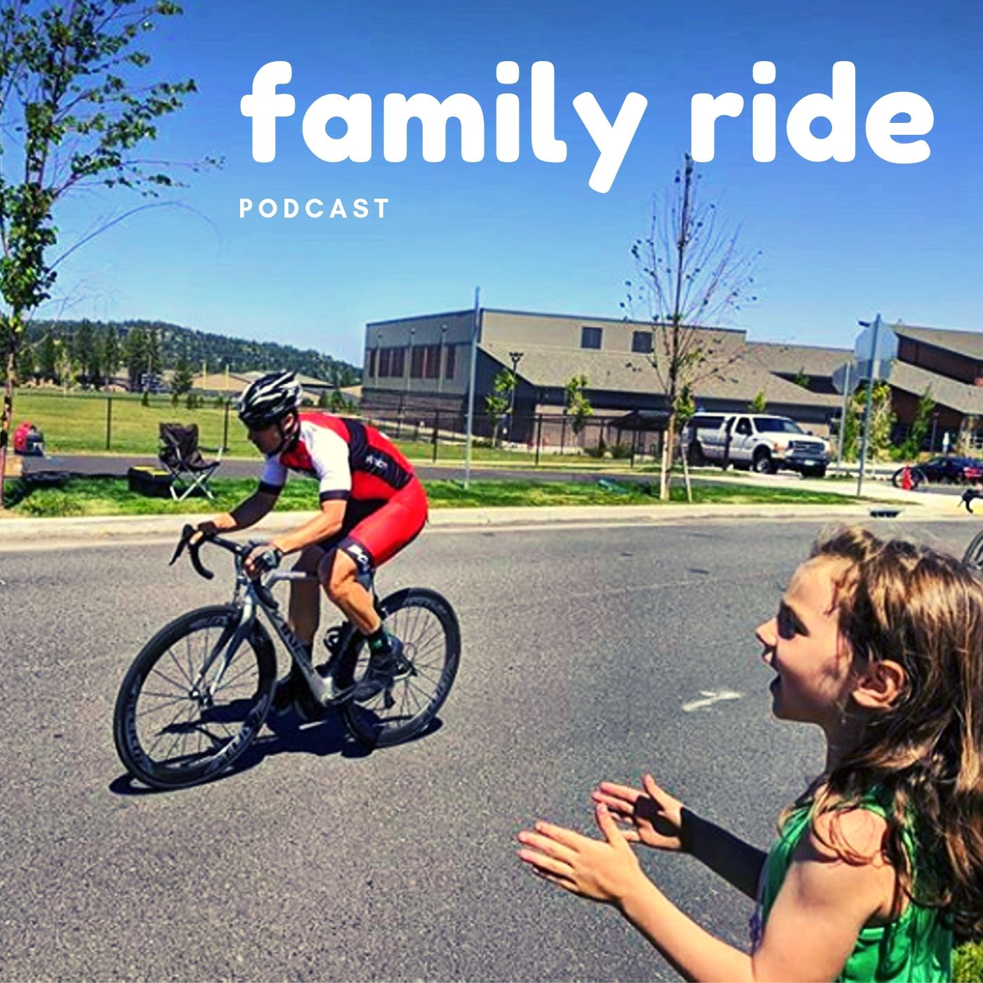 Family Ride Podcast - The Beginning
