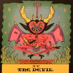January 12, 2020 - Tarot Card of the Day - The Devil
