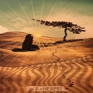 January 7, 2020 - Tarot Card of the Day - The Hermit