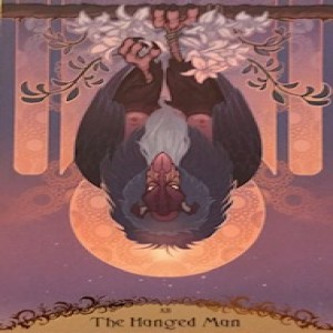 December 6, 2019 - Tarot Card of the Day - The Hanged Man