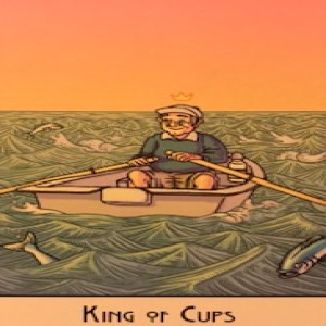 January 17, 2020 - Tarot Card of the Day - King of Cups