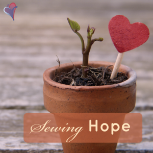 Sewing Hope #1: It's All About Hope