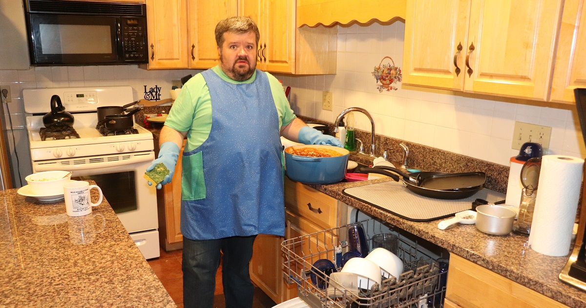 Episode 07: I Never Know When to Run the Dishwasher