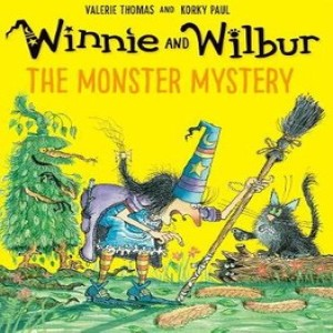 Winne and the Monster Mystery