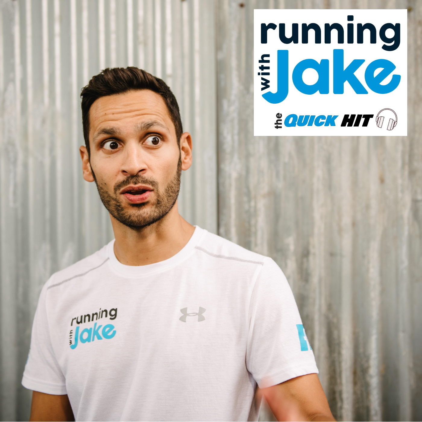 Running with Jake - The QUICK Hit (Getting into the right mindset for running)