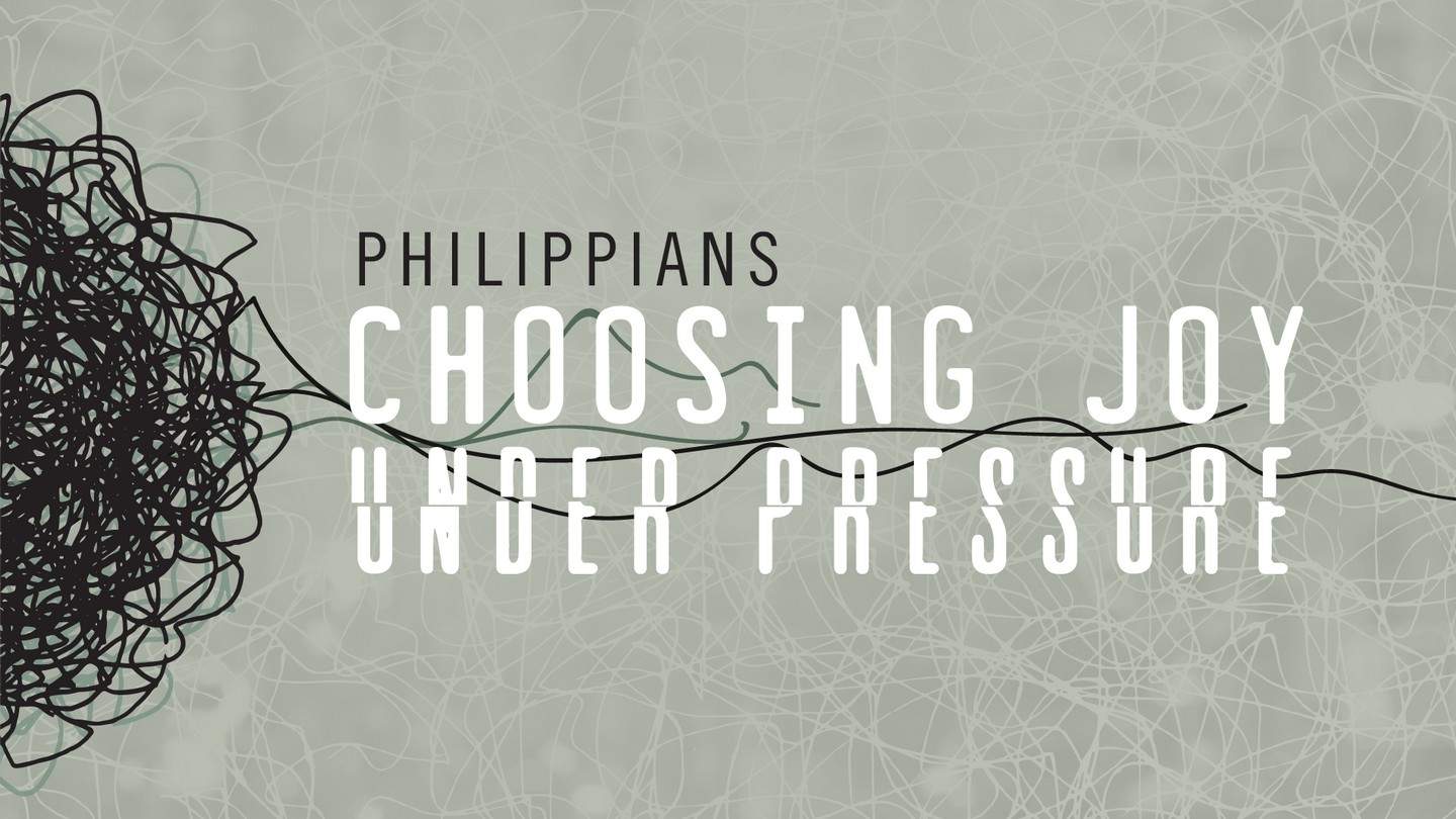 Philippians - Week 6 - Worry