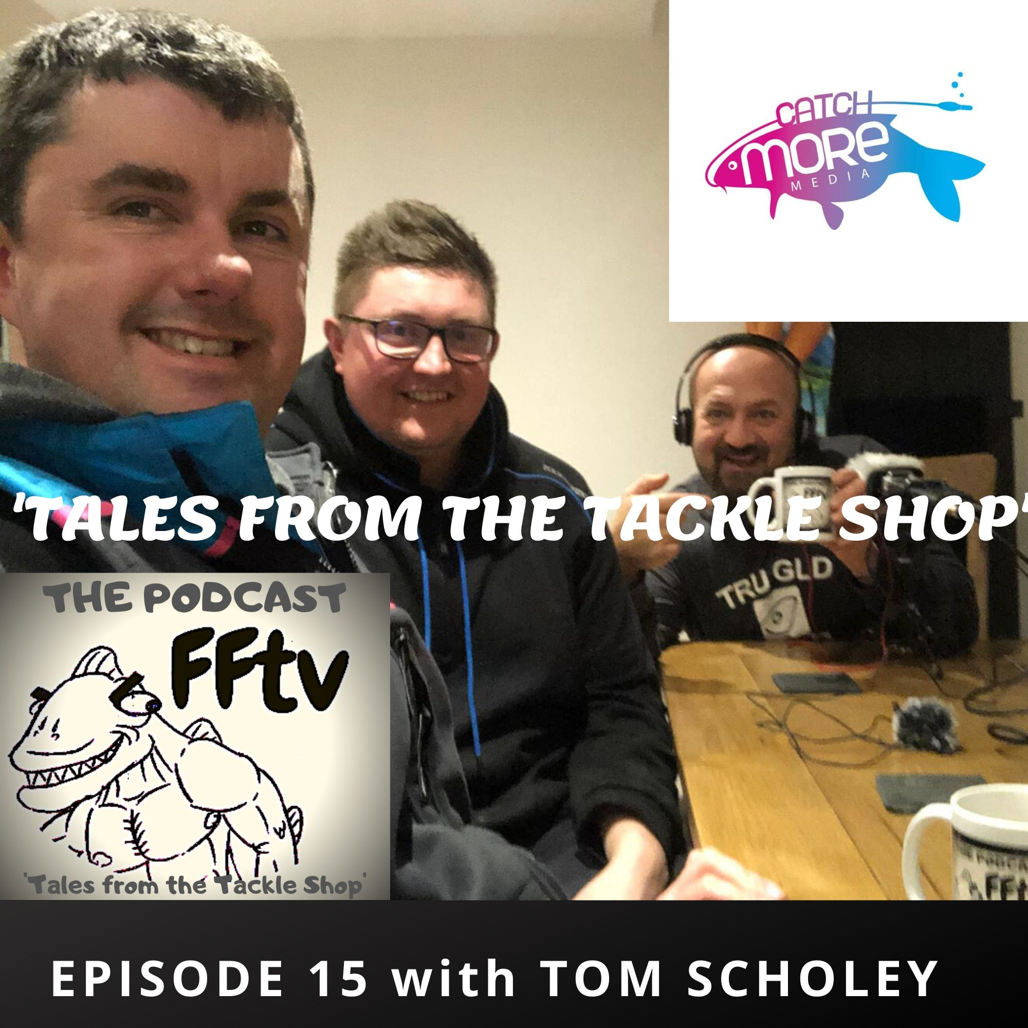 Episode 15 with guest Tom Scholey