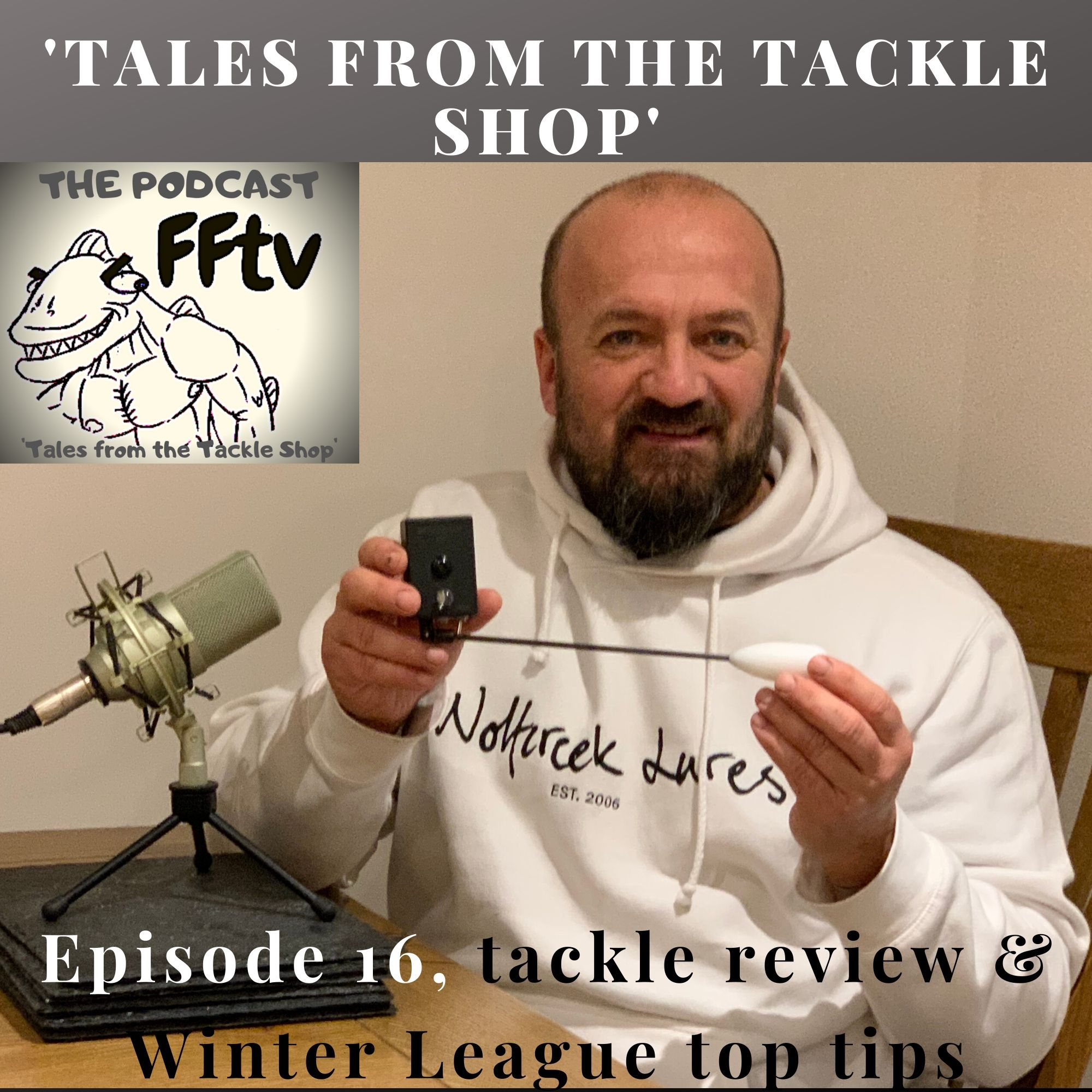 Episode 16, tackle review and Winter League tips