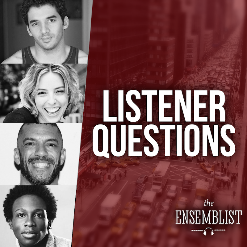 #98: Listener Questions with the 2016 Ensemblist Award winners!