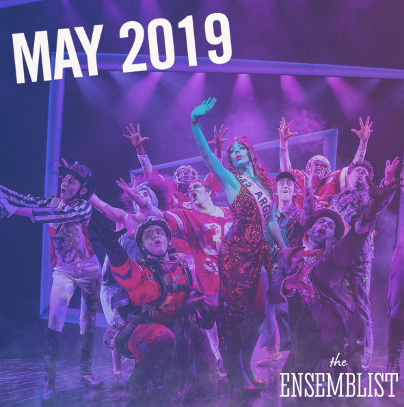 #153 - May 2019 (feat. Tootsie, Beetlejuice, Christine Cornish Smith)