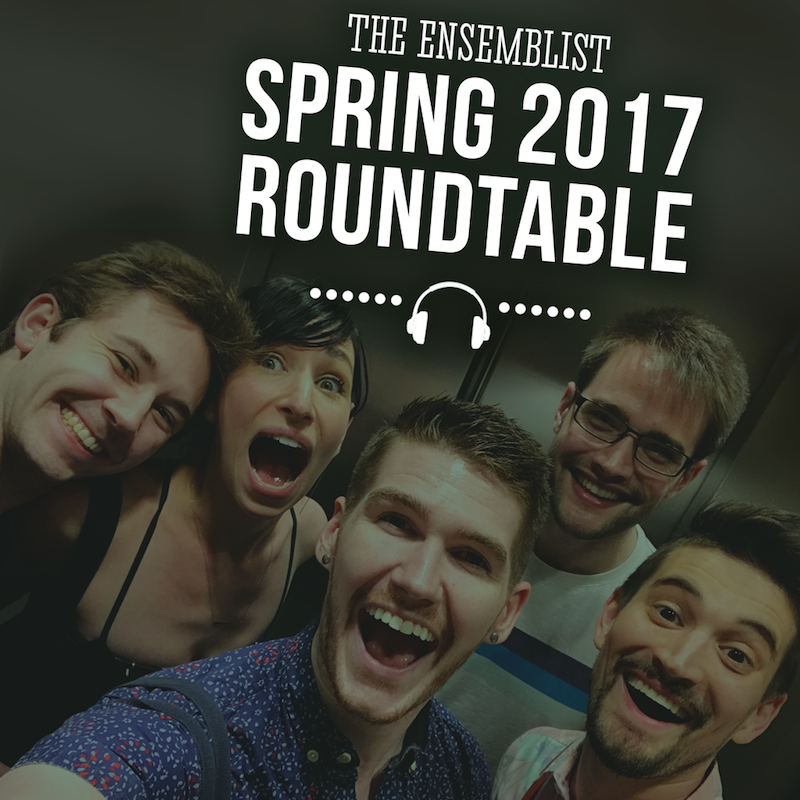 #111: Spring 2017 Roundtable