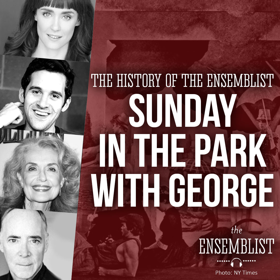 #92: Sunday In The Park With George