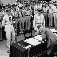 Observing the Fiftieth Anniversary of VJ-Day in Japan
