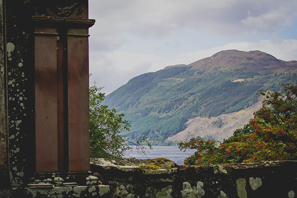 Dark Pennine Tales PodCast Episode One Loch Ness and Boleskine House