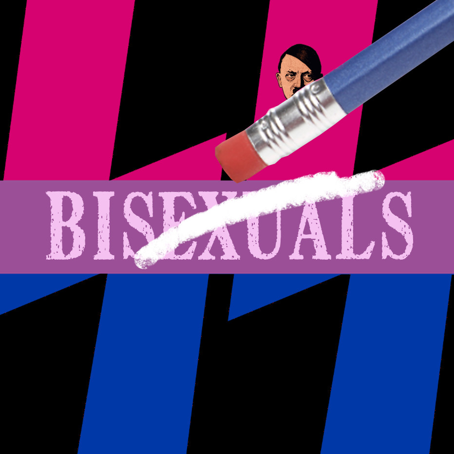 The First Bisexual Erasure? Sex in the Third Reich - Short Shorts, German History