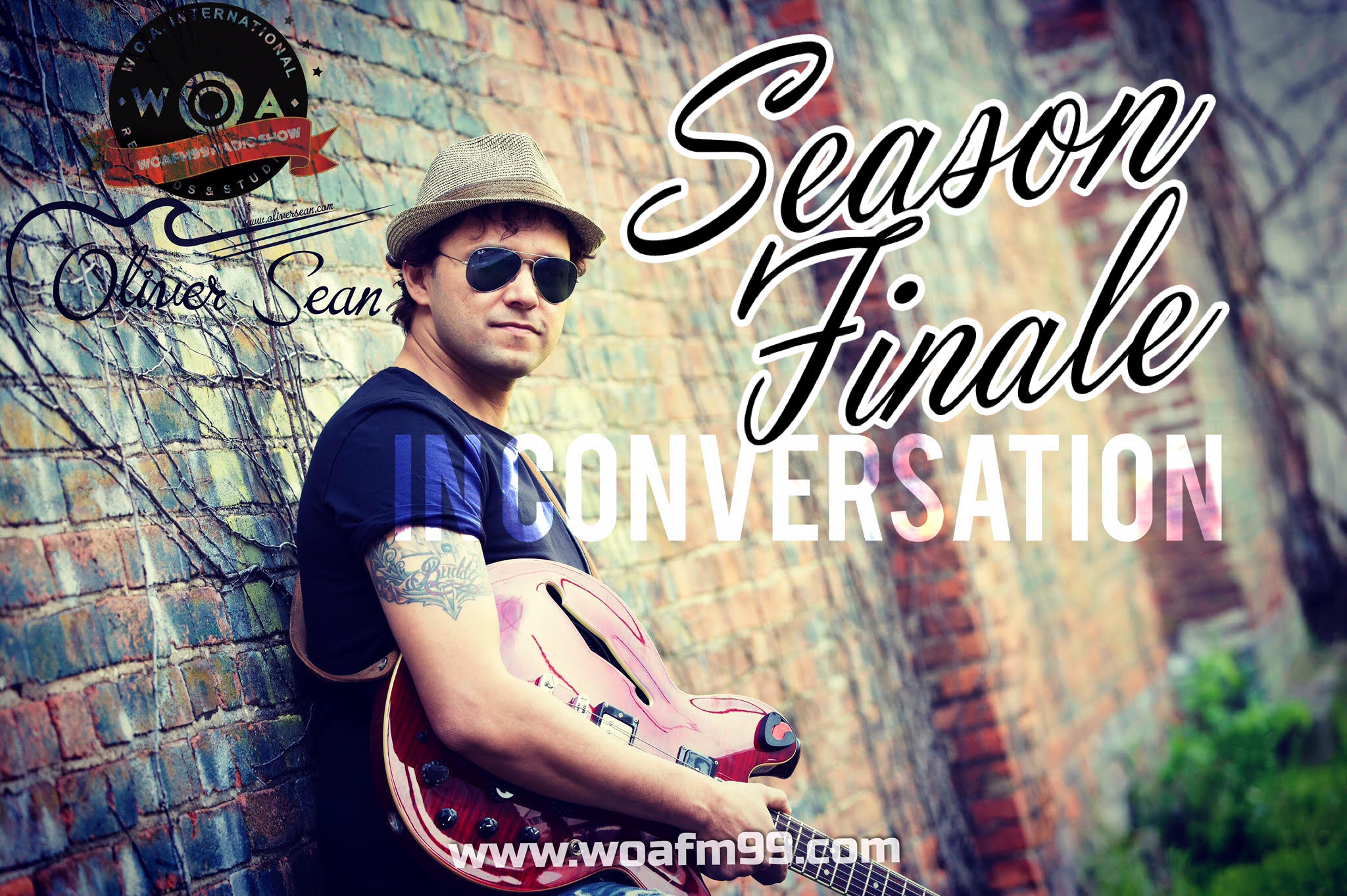 SEASON 12 FINALÉ - WOAFM99 Radio Show with Oliver Sean
