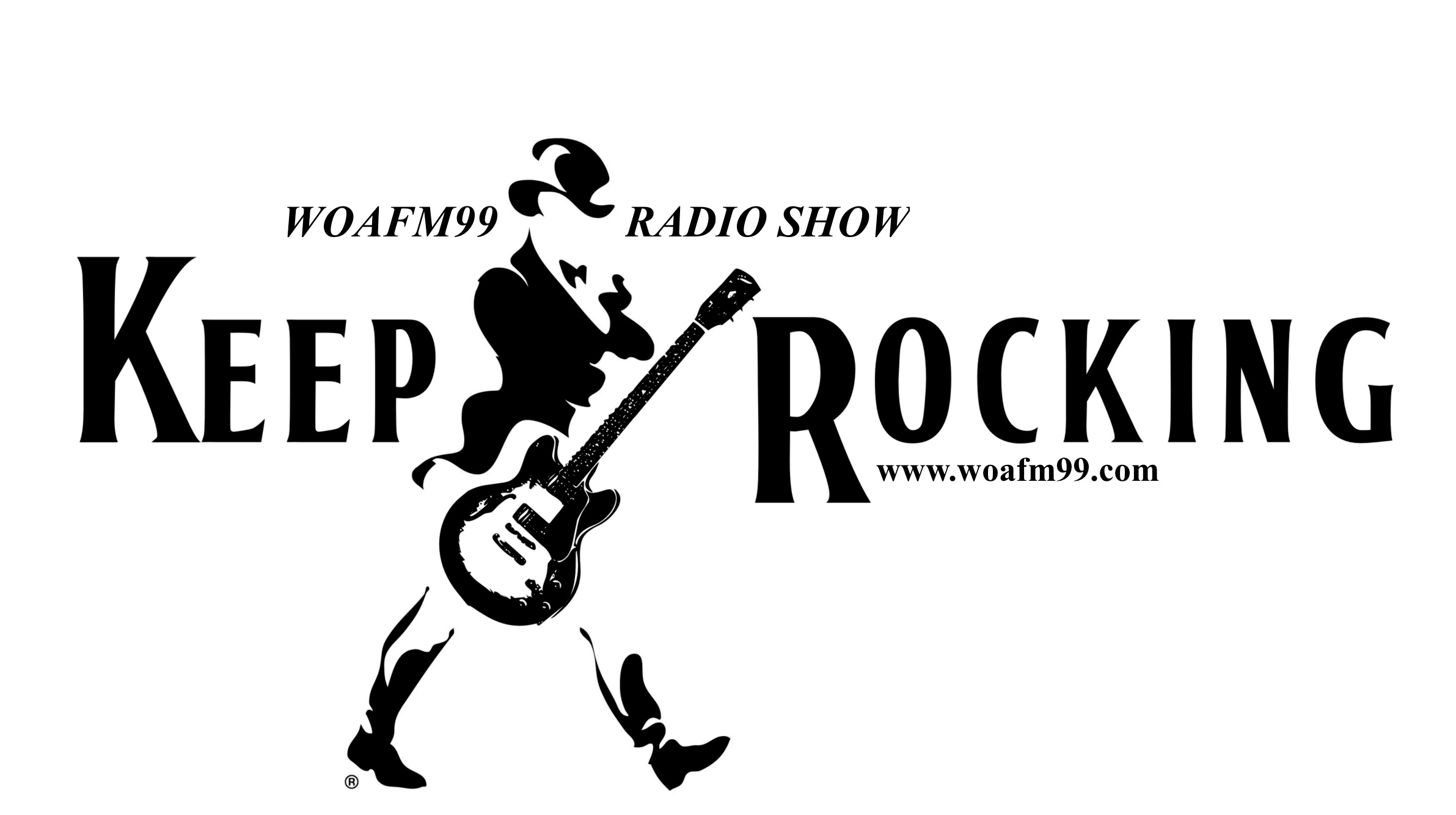 KEEPIN IT ROCKIN- WOAFM99 Radio Show (Episode 5 / Season 12)