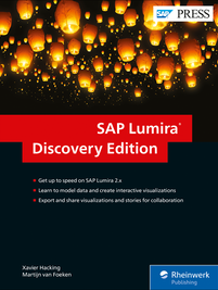DNLBIP 20180617029 - SAP Lumira, Discovery edition SAP Press Book Introduction