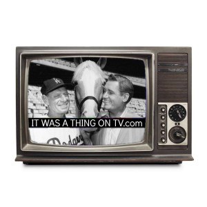 Episode 105–The Episode of Mister Ed where he played against the L.A. Dodgers