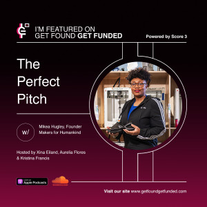 The Perfect Pitch: An interview with Mikea Hugley.