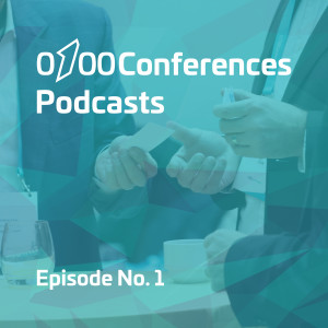 0100 Conferences Podcasts - Episode No. 1 with Elbruz Yilmaz and Günter Oszwald