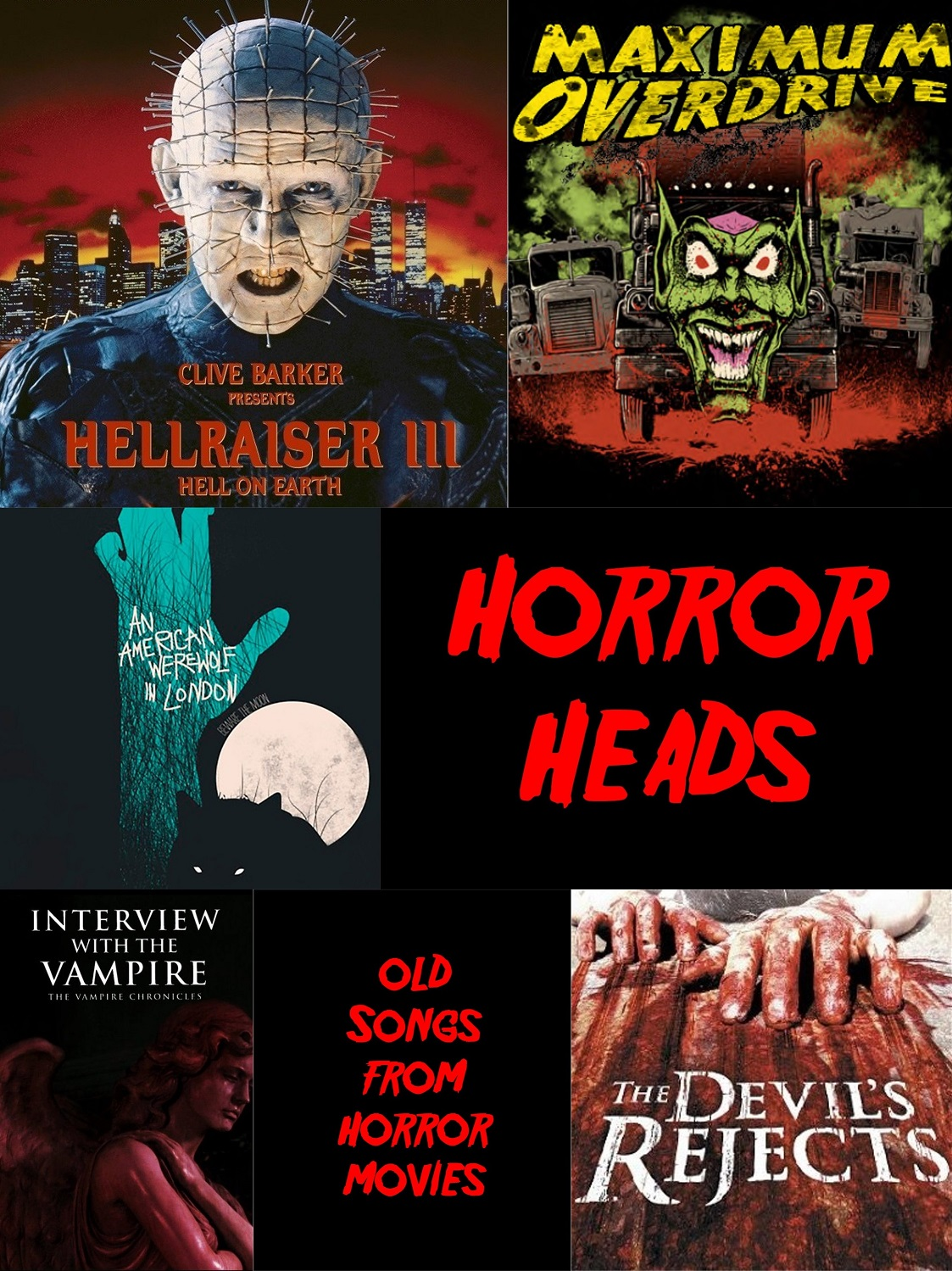 Horror Heads Podbay