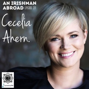 Cecelia Ahern (From The Patreon Archive): Episode 271
