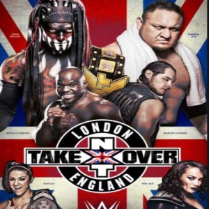Non-Timeline Special:  NXT Takeover London 2015