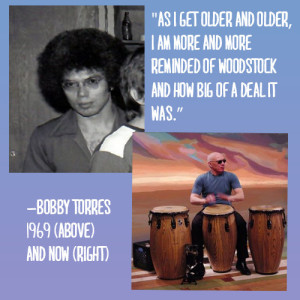 Conversation with percussionist: Bobby Torres
