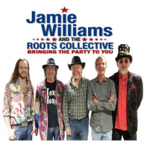Conversation with Jamie Williams And The Roots Collective