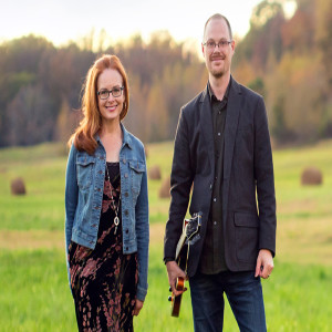 Conversation with singer-songwriters: Laura Coyle & Trey Wright