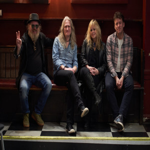 Conversation with the UK Blues-Rock Band: Born Healer