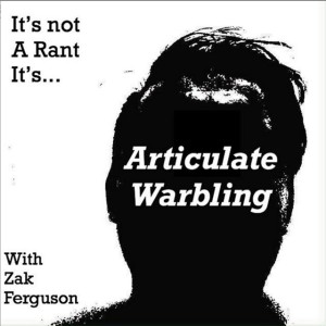 Articulate Warbling 7: MY SISTER THE SERIAL KILLER & LANNY