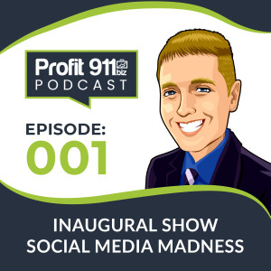 Ep 1 - The Inaugural Show and Social Media Lockout