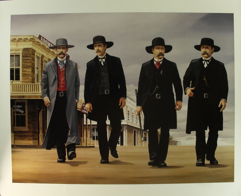 S05E08: Tombstone: Wyatt Earp and the Gunfight at the OK Corral