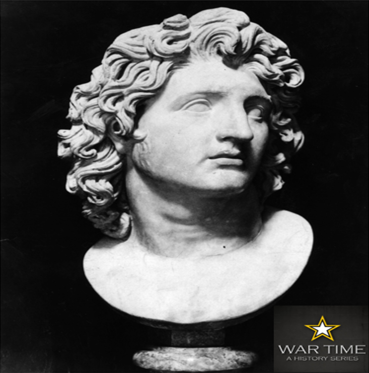S04E01: Alexander the Great