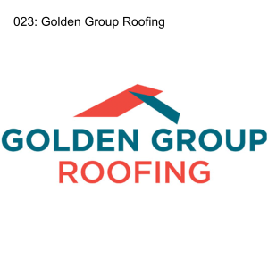 023: Golden Group Roofing