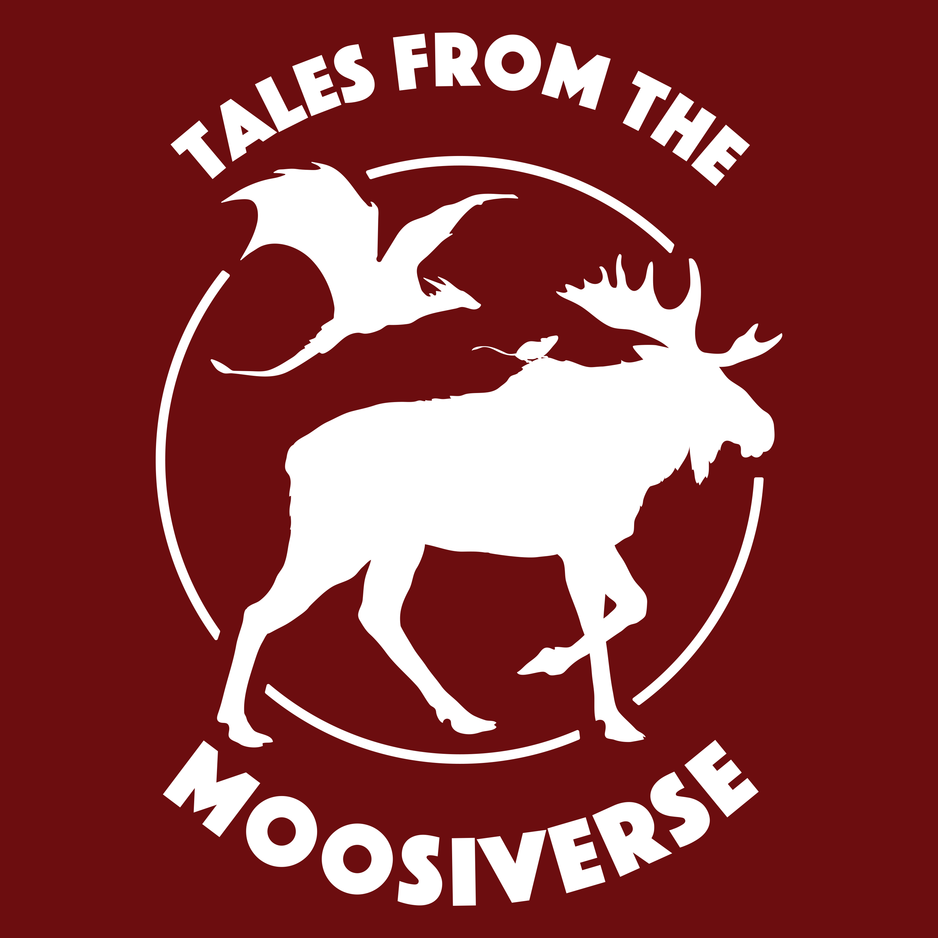 """Tales from the Moosiverse"" Podcast"
