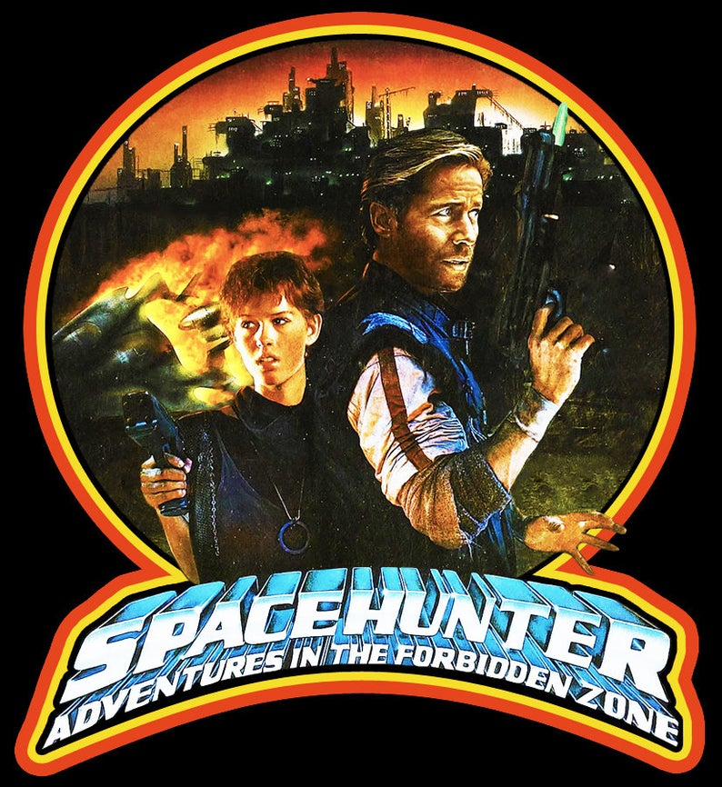 "THE VIEW REVIEW PODCAST TRACKING - EPISODE 10 - ""SPACEHUNTER: ADVENTURES IN THE FORBIDDEN ZONE"""