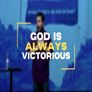 God is Always Victorious - Dustin Bates