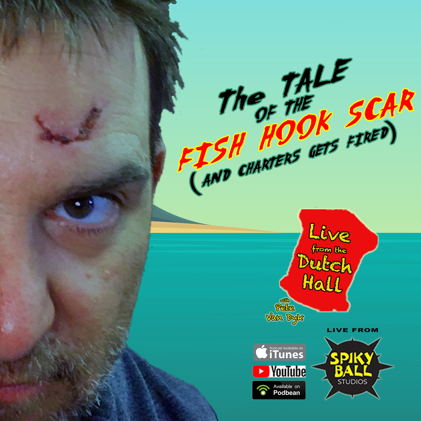 The Tale of the Fish Hook Scar